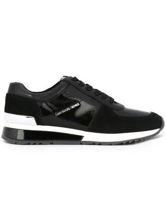 women sneakers cotton suede black shoes