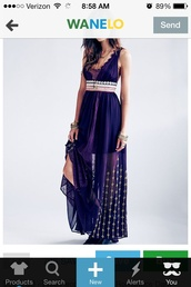 dress,lace dark purple maxi free people