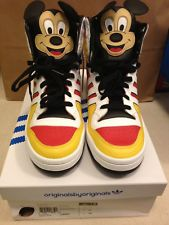 jeremy scott mickey shoes | eBay