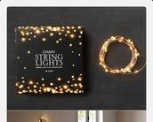 make-up,fairy lights,home decor,home accessory,lighting,fairy,light