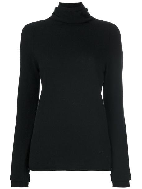 Lost & Found Ria Dunn jumper women black wool sweater