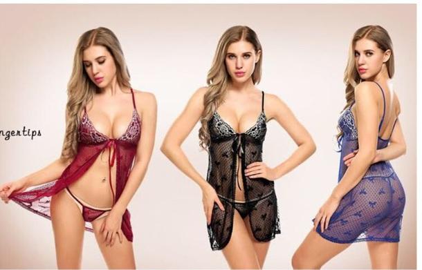 underwear girly dress lingerie mesh mesh dress