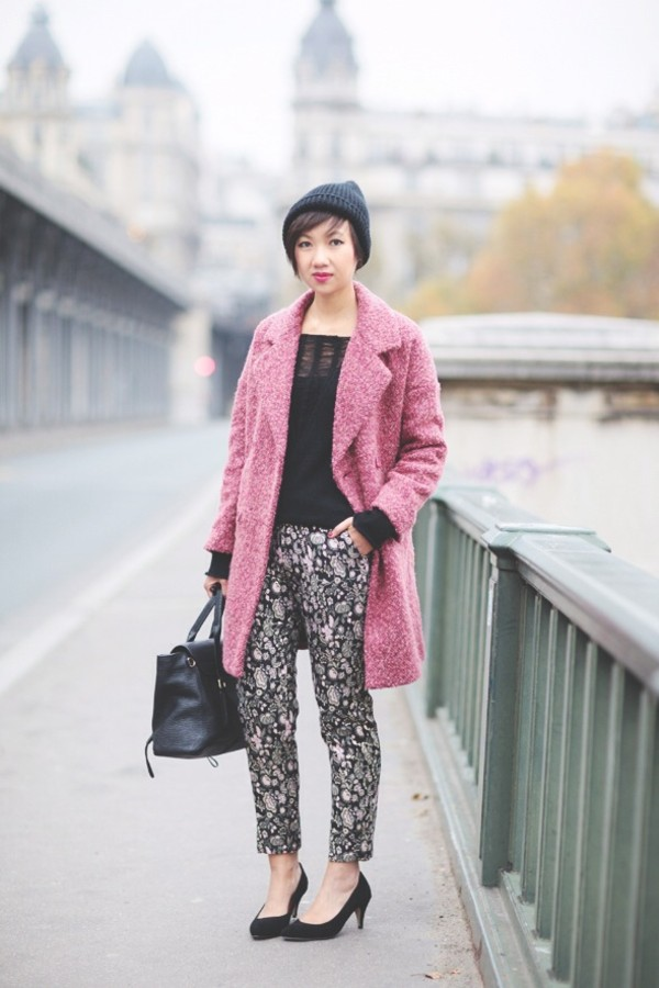 le monde de tokyobanhbao hat sweater coat pants bag shoes