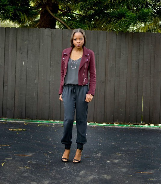 cha cha the fashion genius blogger jacket tank top shoes jewels