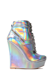shoes,super high shoes,wedges,hologram sneakers,wedge sneakers,shopakira