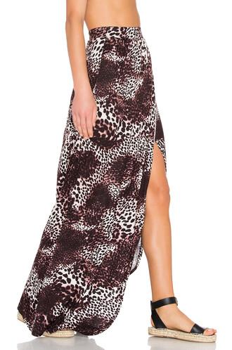 skirt maxi skirt wrap maxi skirt maxi black