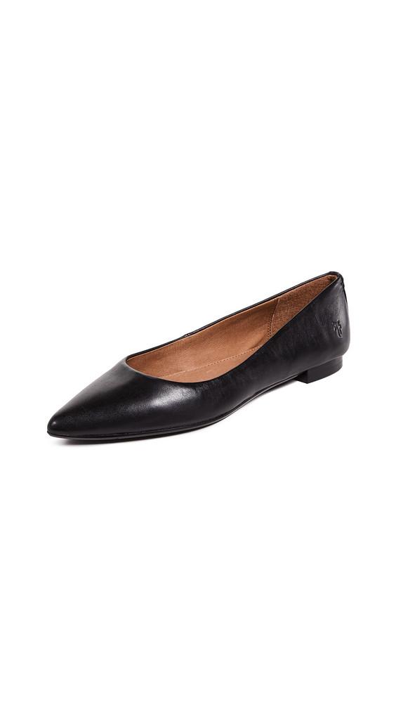 Frye Sienna Ballet Flats in black