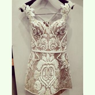 dress prom dress homecoming dress wedding dress white dress lace dress white lace dress white lace wedding dress white lace