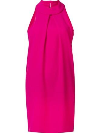 dress mini dress mini women spandex purple pink