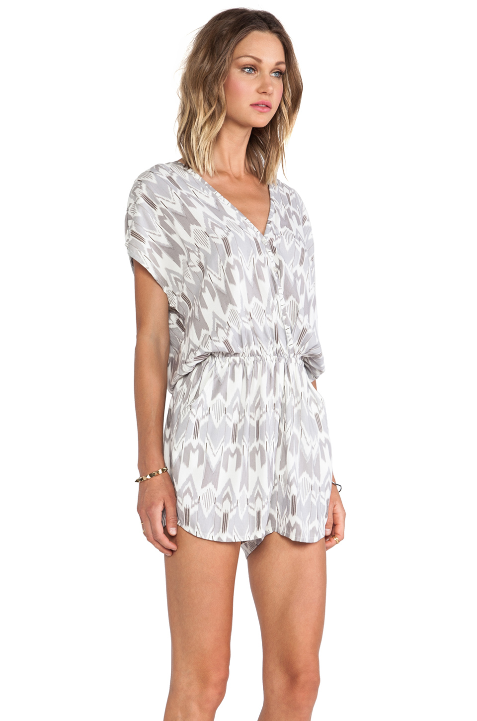 Cleobella Phoebe Playsuit in Tali Print from REVOLVEclothing.com
