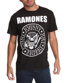 Ramones Jumbo Tee by DRJ Music Merch