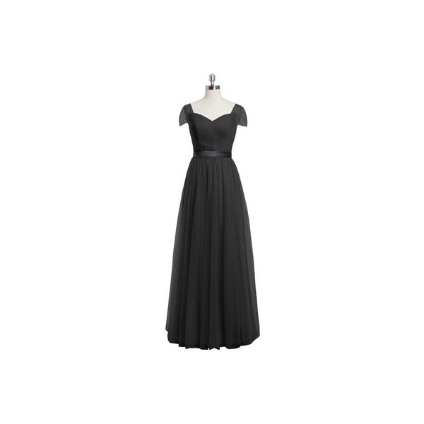 dress floor length dress black draped charmeuse candice huffine bridesmaid Easy outfits high-low dresses