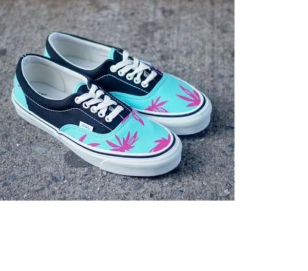 shoes summer cute colorful bleu purple