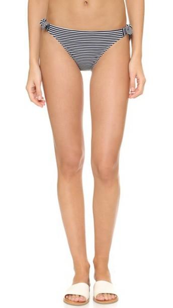 Tory Burch bikini classic navy swimwear