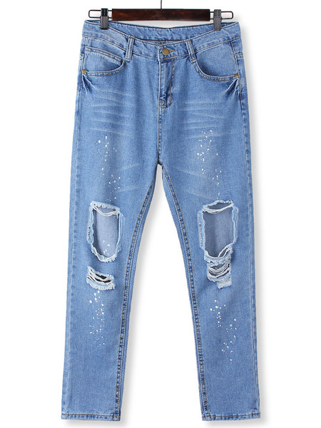 Dasha Ripped Jeans   Outfit Made