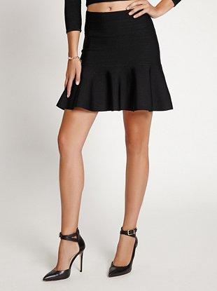 Flare Skirt at Guess