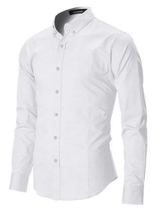 shirt white business casual casual white dress menswear