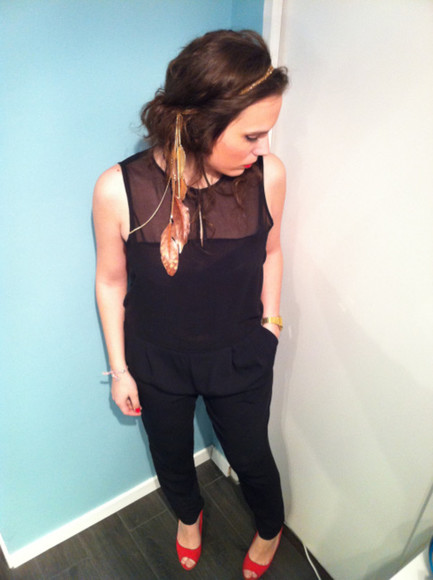 combinaison jumpsuit playsuit dungaree thecarriediaries carrie