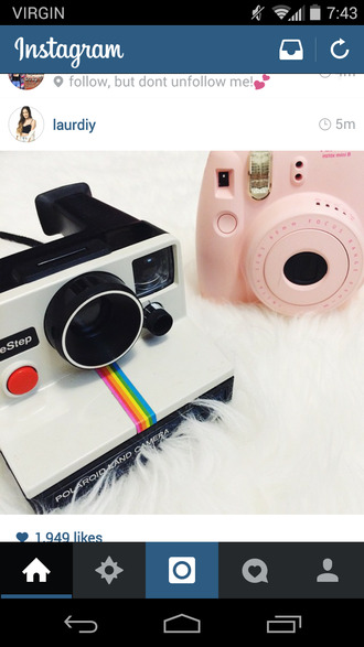 jewels polaroid camera laurdiy photography technology