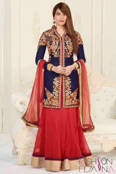 Original Indian Salwar Kameez Online 20132014  New Party Dresses Fashion