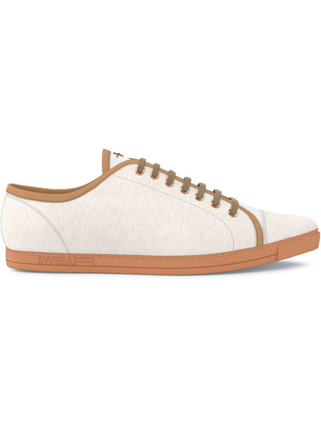 SWEAR hair women sneakers leather white shoes