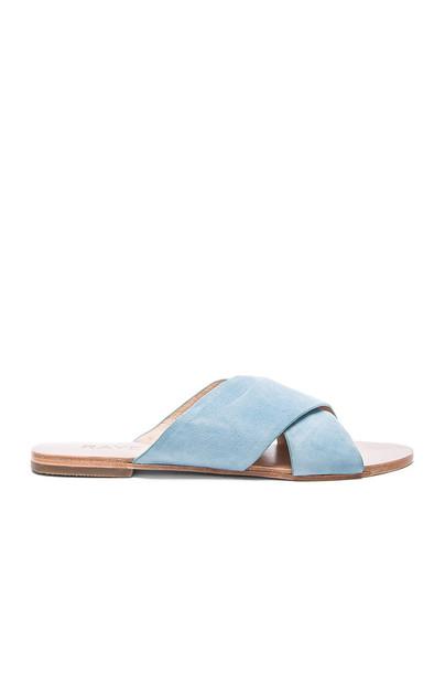 RAYE Sullivan Slide in blue