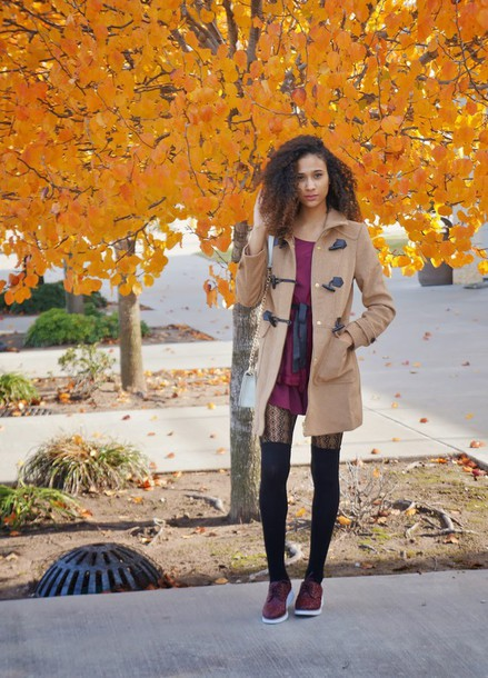 clothes to homme blogger romper duffle coat tights coat shoes bag