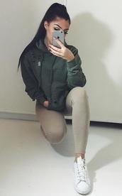 sweater,hoodie,army green,green,holes,leggings,urban,yeezy,hipster,jacket,blackdope