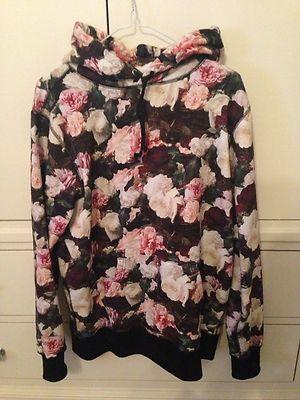 supreme PCL hoodie. Medium, floral box logo sweatshirt. | eBay