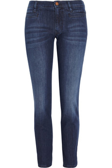 Paris cropped mid-rise skinny jeans | MiH Jeans | THE OUTNET