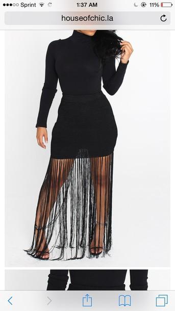skirt skirt with strings