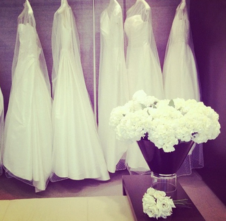 dress weeding white beautiful bride wedding dress