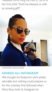 sunglasses,alicia keys