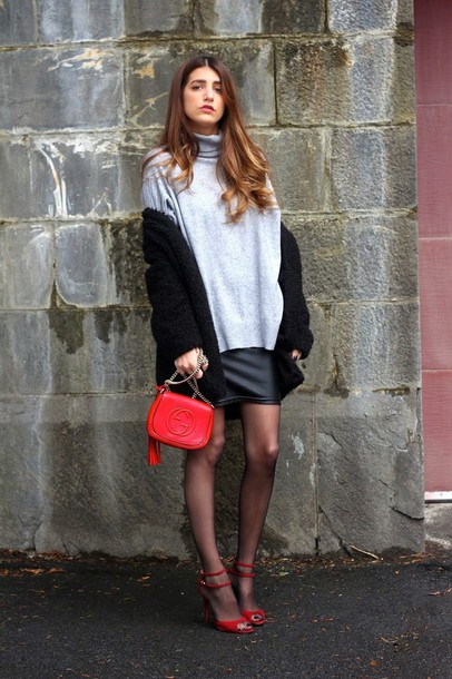 the boho flow skirt coat shoes bag jewels