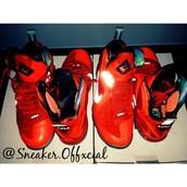 shoes,galaxy lebron 9,orange,galaxy's