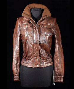 Ebay Brown Leather Jacket Clothing Stores Online