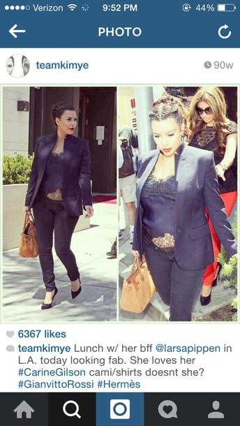 kim kardashian tailoring