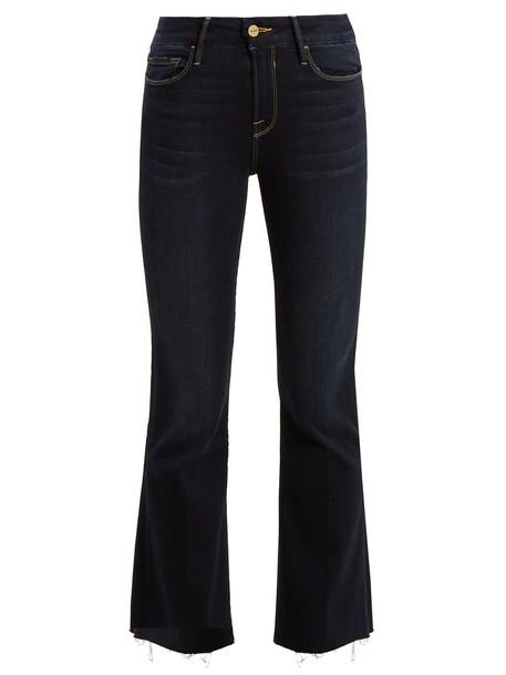 FRAME jeans dark blue dark blue