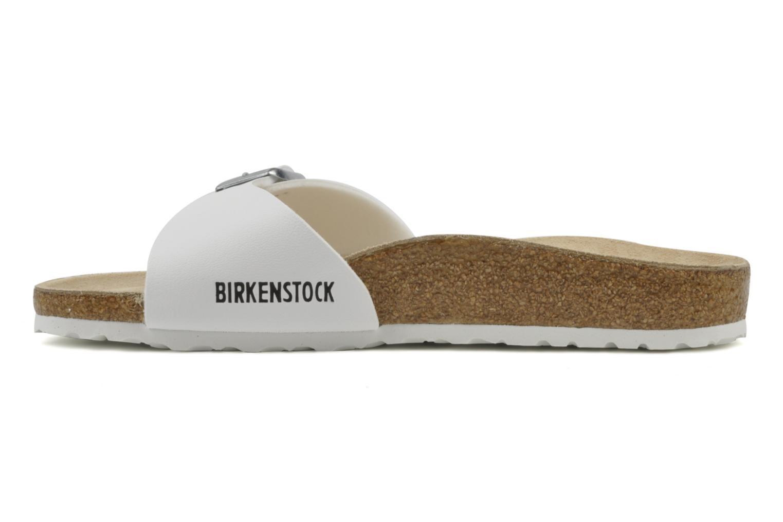 Madrid Flor W Birkenstock (Blanc) : livraison gratuite de vos Mules et sabots Madrid Flor W Birkenstock chez Sarenza
