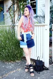 aika y,aika's love closet,blogger,swimwear,jewels,top