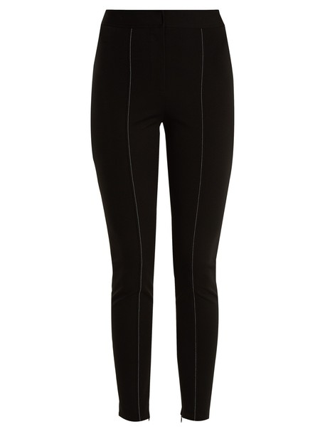 Altuzarra high black pants