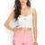 Cuffed Denim Shorts | FOREVER21 - 2000061017