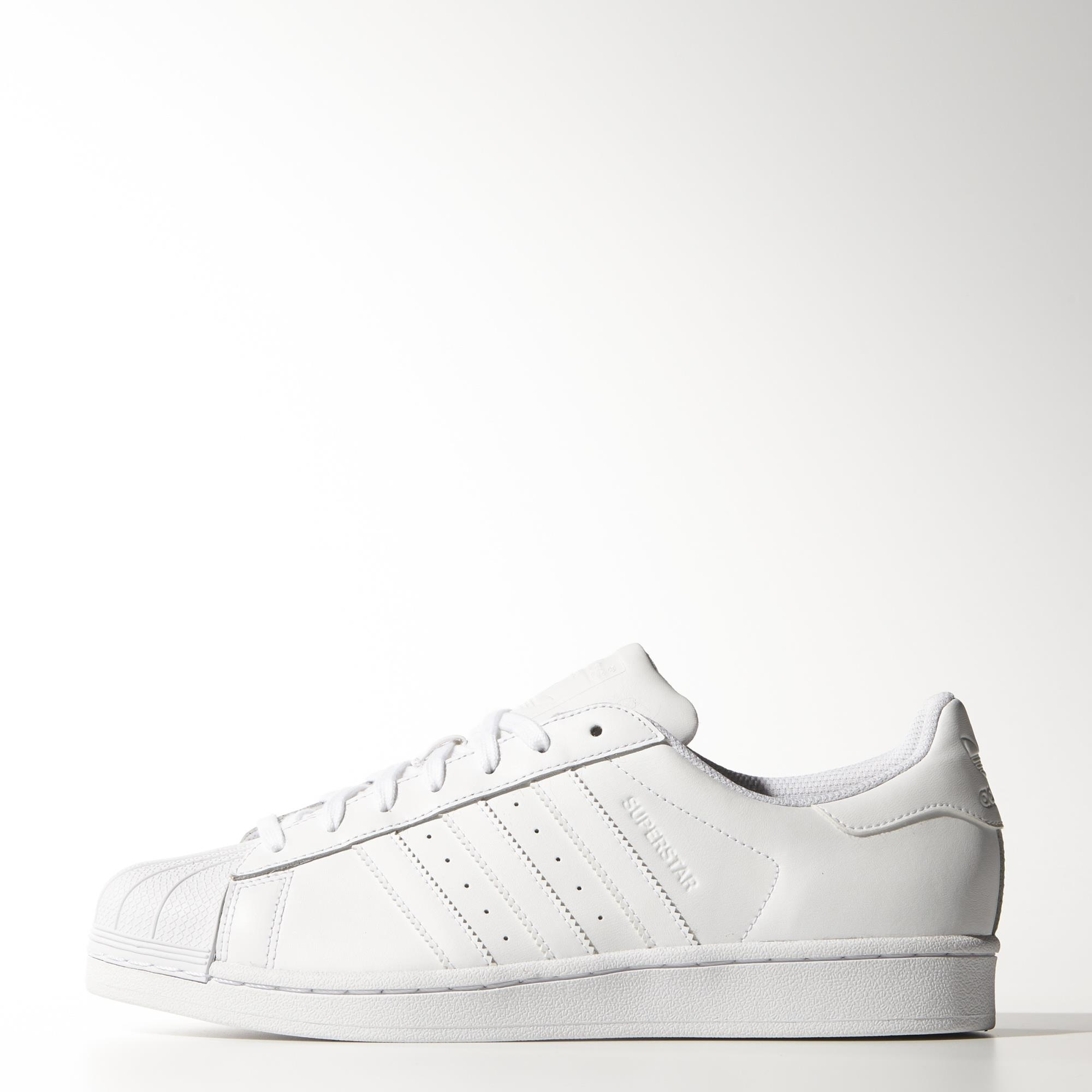 adidas Superstar Foundation Shoes - White  7577fcde1c9a7