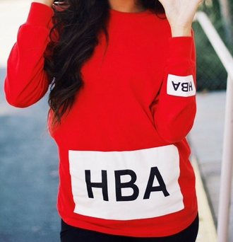 zipper zip skirt red hba hood by air hba shirt hba hoodbyair vest menswear blvck mean girls