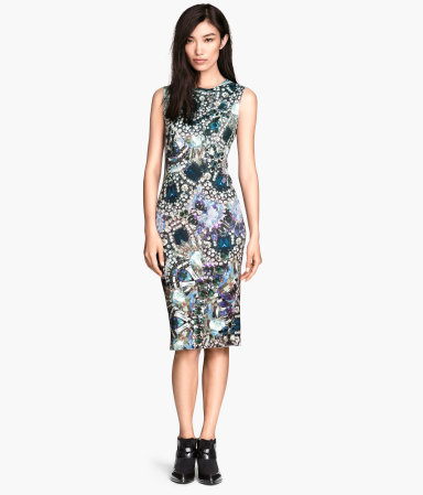 H&M Sleeveless Dress $25