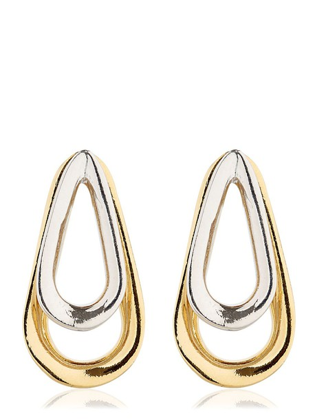 Annelise Michelson earrings gold silver jewels
