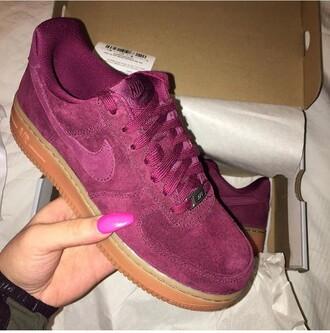 shoes burgundy suede sneakers nike suede sneakers nike shoes