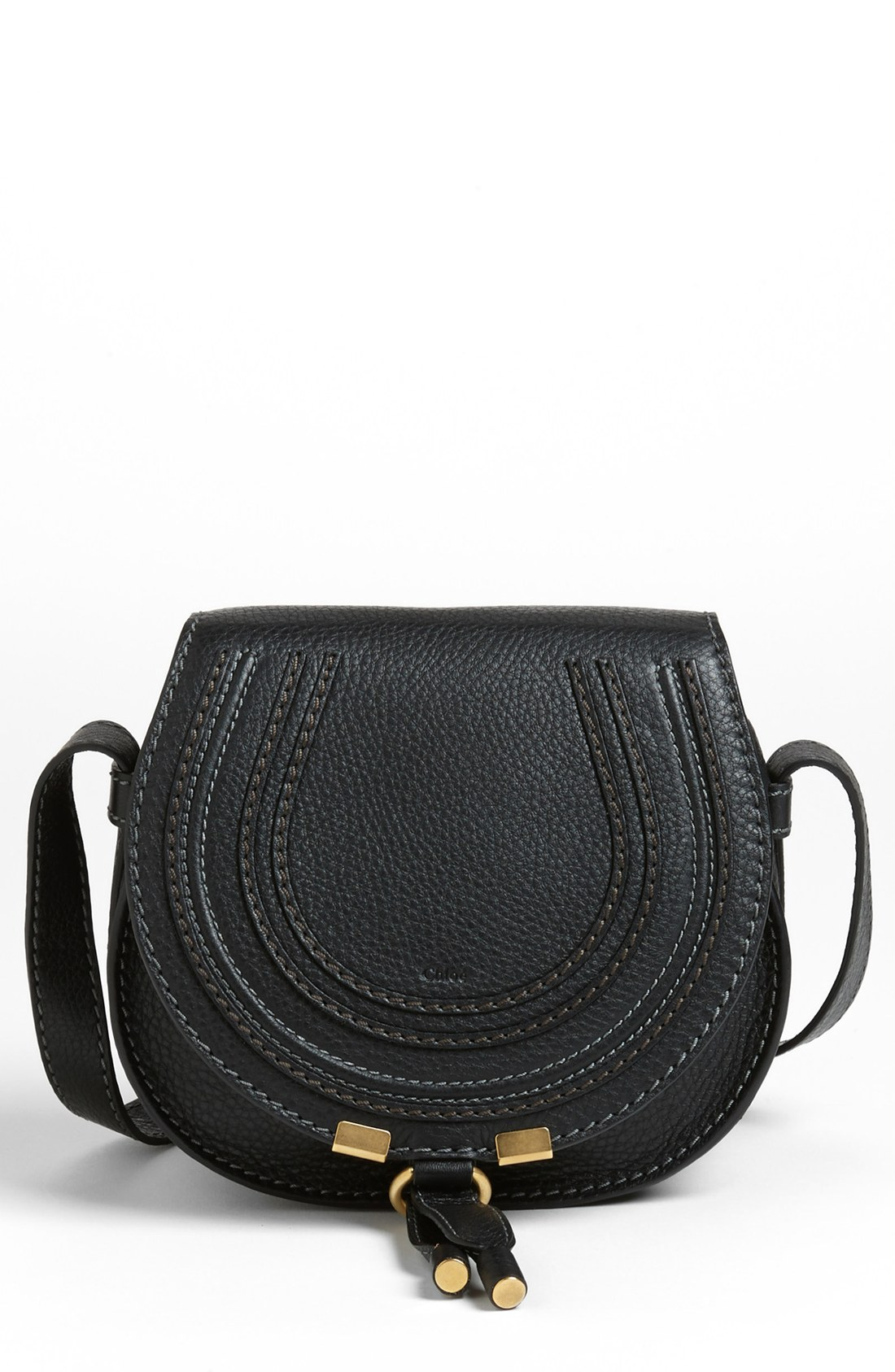 fc40c73567 Chloé 'Marcie - Small' Leather Crossbody Bag | Nordstrom