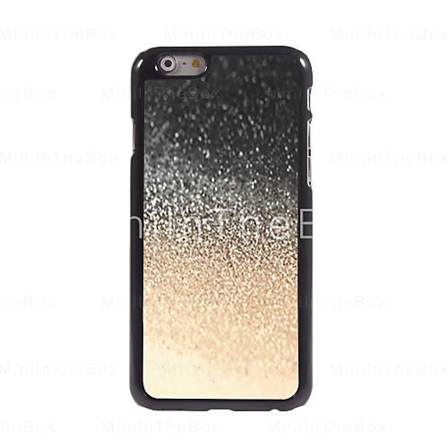 Cas dur goutte d'eau design en aluminium pour iphone 6 plus