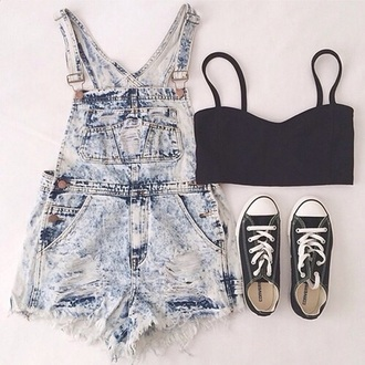 pants jeans overalls dungarees